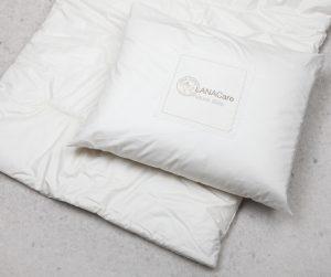 Lana bedding embollage